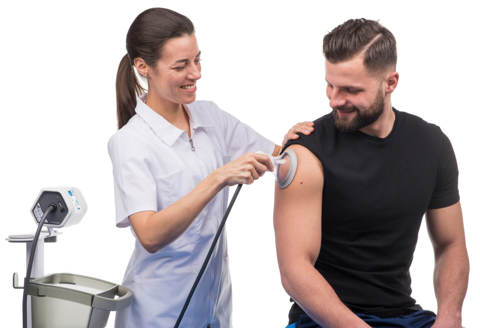 Laser therapy for Shoulder Treatment